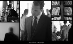 suits - behind scenes