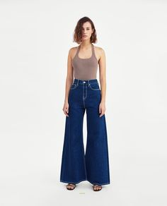 Image 1 of MINIMAL COLLECTION BODYSUIT from Zara