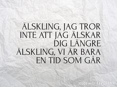 Lars Winnerbäck - Gå med mig vart jag går