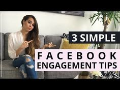 3 Facebook Marketing Tips To Get More Engagement, Pronto! - YouTube
