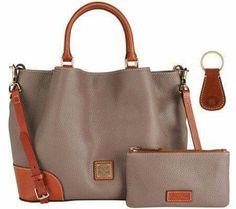 Dooney and bourke brenna satchel