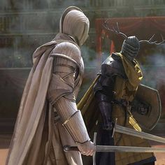Ser Duncan the Tall of the Kingsguard vs Lord Lyonel Baratheon artist: Chase Stone Elfen Fantasy, 3d Fantasy, Fantasy Armor, Medieval Fantasy, Fantasy Inspiration, Character Inspiration, Duncan The Tall, Chase Stone, Arte Game Of Thrones