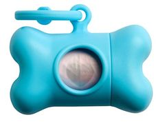 United Pets Bon Ton Nano   Blue Bag Dispenser  $21.95