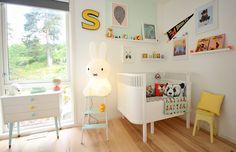 Children's room www.kindbynature.dk