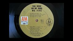"""1965"" ""You Were On My Mind"", We Five (Vinyl / HD)"