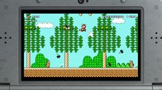 The Wii U game is going portable — with some limitations