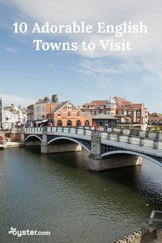 If you're traveling to England for the first time, undoubtedly London is the first stop on your trip. But once you've seen Buckingham Palace and Westminster Abbey, it's time to leave the metropolis for a different setting. The country is overflowing with quaint, historic towns that feature medieval architecture, charming shops, and pretty beaches. Take a look at these 10 delightful towns that provide a quintessential English retreat.