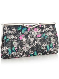 Printed Clutch from Accessorize