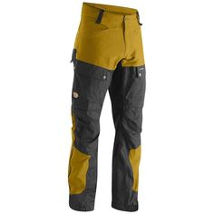 Trekking Trousers Details Technically advanced trekking trousers with optimized fit. Intended for alpine trekking where mobility and durability are imperative. The seat and knees are pre-shaped and ha Survival Prepping, Survival Gear, Survival Equipment, Survival Quotes, Outdoor Outfit, Outdoor Gear, Outdoor Apparel, Outdoor Clothing, Tactical Clothing
