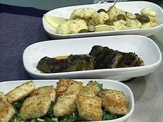 Comida griega ... Narda Lepes
