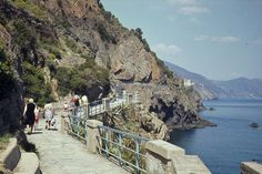 Passeggiata dell' amore - Cinque Terre (Liguria)