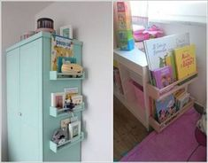 If you have to decorate your kids' room or you are thinking of adding more storage to it then you can do that with IKEA products. There are loads of IKEA Ikea Hack Kids, Ikea Kids Room, Kids Room Paint, Ikea Hacks, Hacks Diy, Kids Room Shelves, Kids Room Lighting, Kids Room Murals, Kids Room Organization