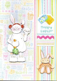 Easter Handmade Cards including religious, traditional and cute images and messages.  There are easter bunnies and chicks, churches and spring flowers as well as Forever Friends teddies - all handmade and all buy 3 get 1 free http://www.ebay.co.uk/itm/Easter-Handmade-Cards-Religious-and-Traditional-Greetings-Bunnies-Eggs-Cute-/112244182376