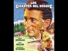 LOS GIGANTES DEL BOSQUE (THE BIG TREES, 1952, Full movie, Spanish, Cinetel) - YouTube