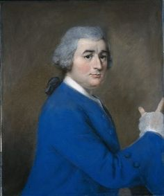 David Garrick, in high overcoat by Jean-Etienne Liotard -