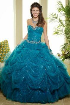 Preciosos Vestidos de Fiesta de 15 Años de varios colores : Vestidos para tu Fiesta