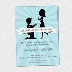 Invite Templates For Word Funny Engagement Party Invitation  Funny Bridal Shower Invitation .