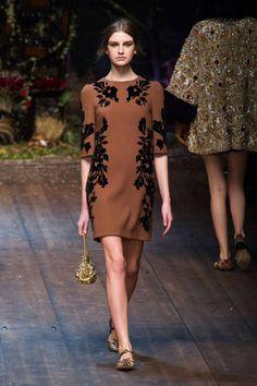 Dolce  Gabbana F/W 2014