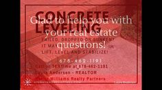 Key Steps to Selling Your Property by Laura Andersen - Concrete Leveling