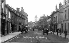 Bartholomew Street 1906