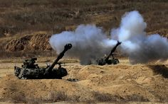 IDF tanks fire on Hamas camp in retaliation for rocket on Independence Day, as kidnapped Jewish man rescued from car boot in East Jerusalem
