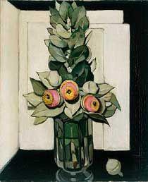Margaret Preston. Western Australian gum blossom