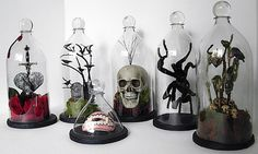 20 Spooktacular Decor DIYs for Halloween. Some of these are so awesome you should have to pay for these tips!