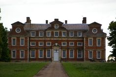 The Raynham Hall Mansion in Norfolk, England, is most famous for the ghost of the Brown Lady, which was captured on film in 1936 in what is considered one of the most authentic ghost pictures ever taken! #Halloween #ghost #hauntedhouse