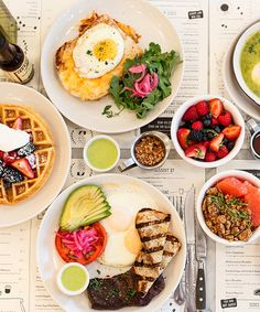 The Ultimate Brunching Guide To NYC #refinery29  http://www.refinery29.com/brunch-restaurants