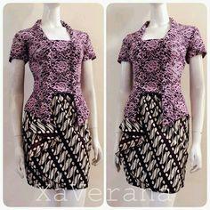 Kebaya Lace, Kebaya Brokat, Dress Brokat, Kebaya Dress, Batik Kebaya, Batik Dress, Batik Parang, Model Kebaya, Traditional Outfits