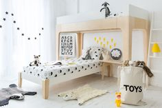 Monochrome Magic - kids room styled by Bobby Rabbit (all products available in our brand new shop) www.bobbyrabbit.co.uk