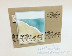 Confessions of a Stamping Addict Lorri Heiling Wetlands 2 FREE Stamp Sets!