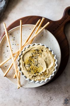 Everything Hummus   A Middle Eastern favorite, this Everything Hummus is smooth and creamy and totally addictive. thebeachhousekitchen.com @thebeachhousek #appetizer #snack #hummus #healthy #dip #chickpeas