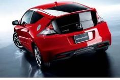 Photo: Honda's CR-Z Hybrid - What is a hybrid? described. A hybrid is an interim vehicle. #Hybrid