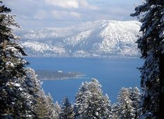 From Northstar! Join us on our bus trips this season! We are heading here to Northstar as well as some more of your favorite Tahoe destinations.