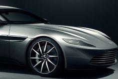 Nouvelle Aston Martin DB10 - automobile design pour le nouveau film James Bond Spectre