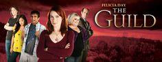 My new geek love fabulous fandom, The Guild