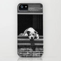 Window Watchdog iPhone & iPod Case