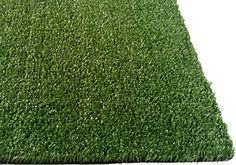 """Zen Garden Grass Rug with Drainage Holes, Blade Height 0.4"""" (10mm), 27 oz/sq. yard, 6 ft x 4 ft *** Check out the image by visiting the link."""
