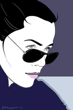 Patrick Nagel - Start with Sunset