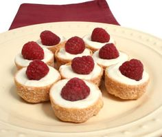 Mini NoBake Cheesecakes
