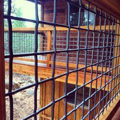 galvanized grid panels for decks - Google Search