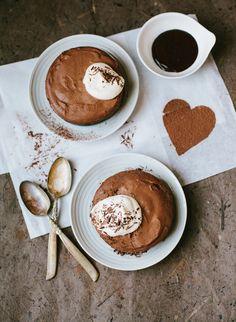 chocolate semifreddo