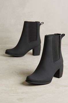 Jeffrey Campbell Clima Rain Boots #anthropologie