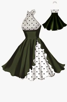 BlueBerryHillFashions: Rockabilly Dresses - NEW Design - Coming Soon - BlueBerryHillFashions.com