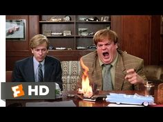 Tommy Boy (2/10) Movie CLIP - Desktop Demo (1995) HD - YouTube