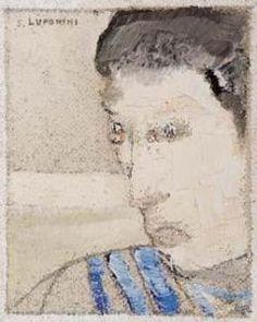 Collezione Zavattini - Sandro Luporini - Autoritratto - 1964