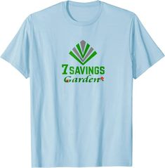 Amazon.com: 7savings Garden Tshirt: Clothing Best Mom, Branded T Shirts, Fashion Brands, Amazon, Garden, Clothing, Mens Tops, Design, Outfits