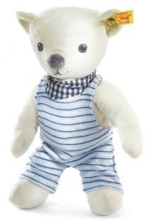 Steiff Baby EAN 238925 Knuffi Plush Teddy Bear Blue