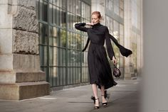 Day to Night: The Black Dress